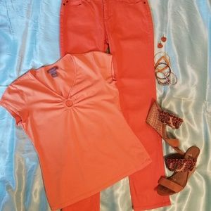 Kenneth Cole Pants with Top